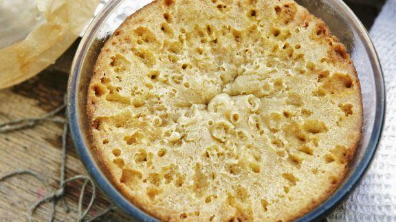 Rezept: Apfel-Honig-Pudding