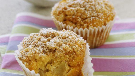 Rezept: Apfel-Muffin