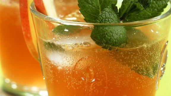 Rezept: Apfel Punsch