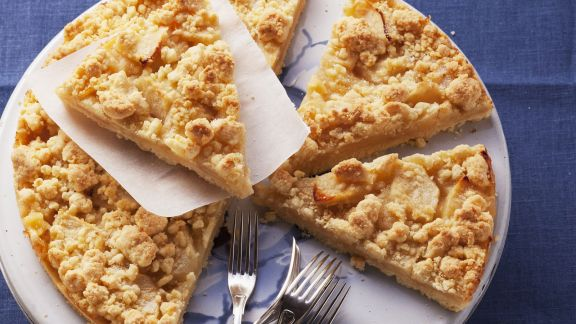Rezept: Apfel-Streusel-Kuchen