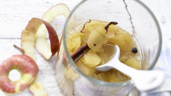 Rezept: Apfelkompott
