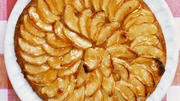 Rezept: Apfelkuchen nach normannischer Art
