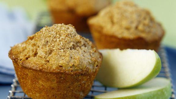 Rezept: Apfelmuffins