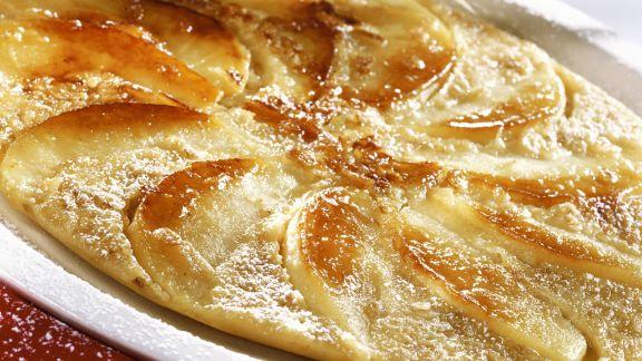 Rezept: Apfelpfannkuchen