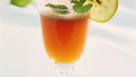 Rezept: Apfelsaft