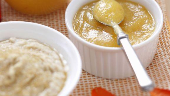 Rezept: Aprikosen-Apfelmus