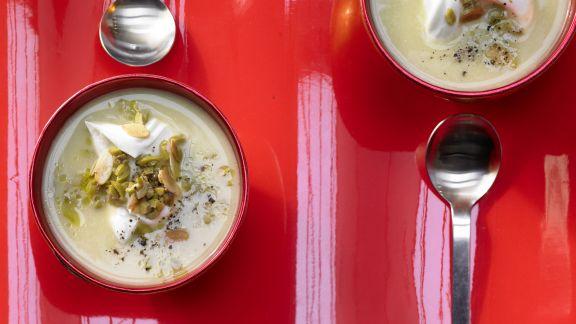 Rezept: Artischocken-Cremesuppe