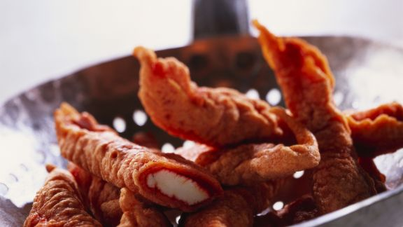 Rezept: Ausgebackenes Tandorri-Hähnchen