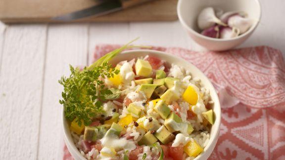 Rezept: Avacado-Reis-Salat