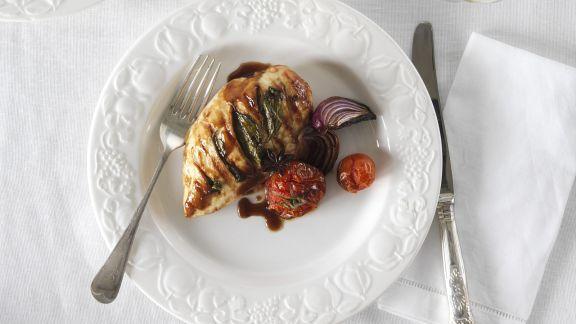 Rezept: Balsamico-Hähnchen