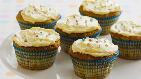 Rezept: Bananen-Cupcakes