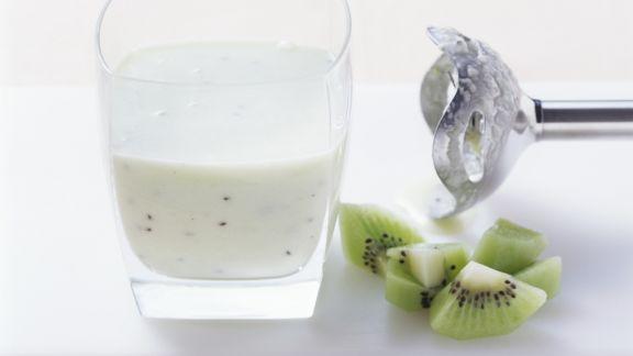 Rezept: Bananen-Kiwi-Shake