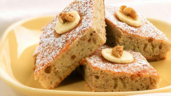 Rezept: Bananen-Nuss-Kuchen