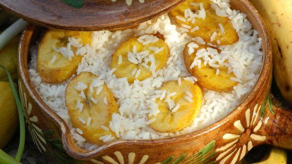 Rezept: Bananen-Reis