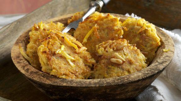 Rezept: Bauernbratlinge auf Levantinische Art