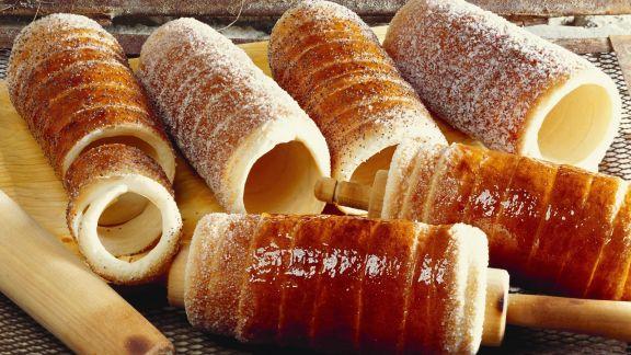 Rezept: Baumkuchen auf ungarische Art