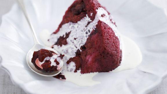 Rezept: Beeren-Pudding nach englischer Art