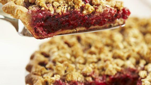 Rezept: Beeren-Streusel-Kuchen