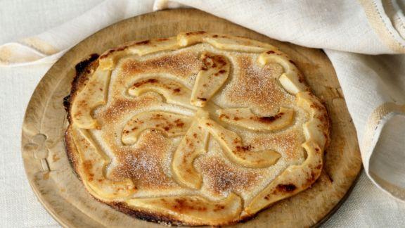 Rezept: Birnen-Pfannkuchen