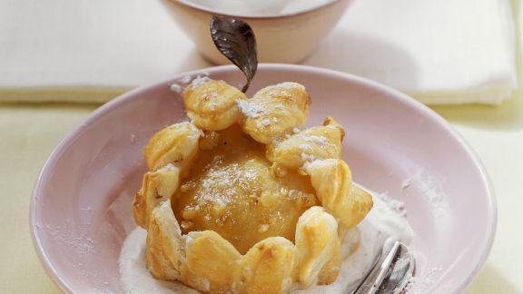 Rezept: Birnentörtchen