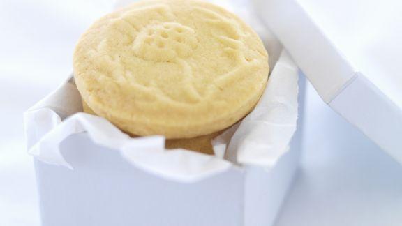 Rezept: Biskuit-Kekse