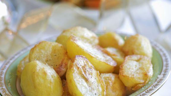 Rezept: Blechkartoffeln
