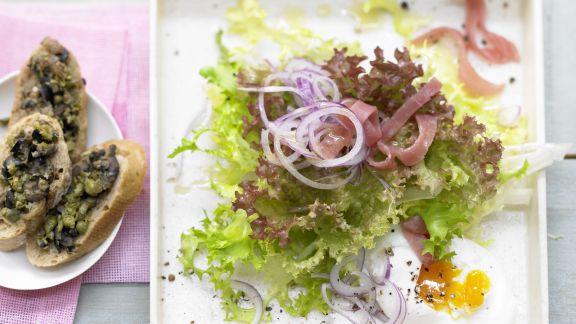 Rezept: Brasserie-Salat