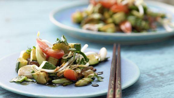 Rezept: Buntes Wok-Gemüse
