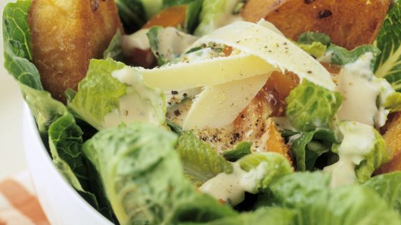 Rezept: Caesar Salat