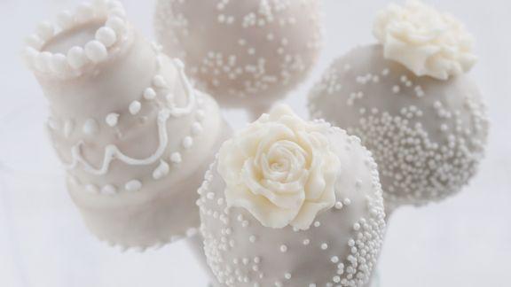 Rezept: Cake Pops zur Hochzeit