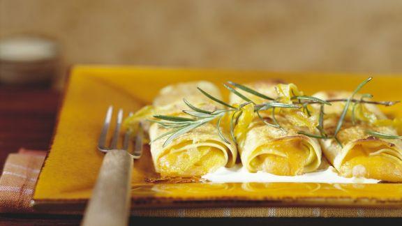 Rezept: Cannelloni mit Kürbisfüllung