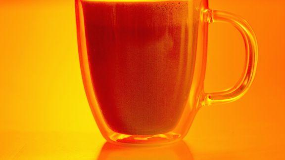 Rezept: Cappuccino mit Orangenlikör