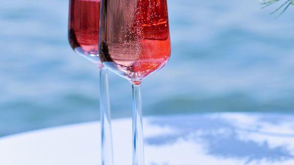 Rezept: Champagnercocktail