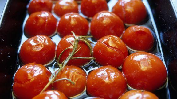 Rezept: Cherrytomaten in Marinade