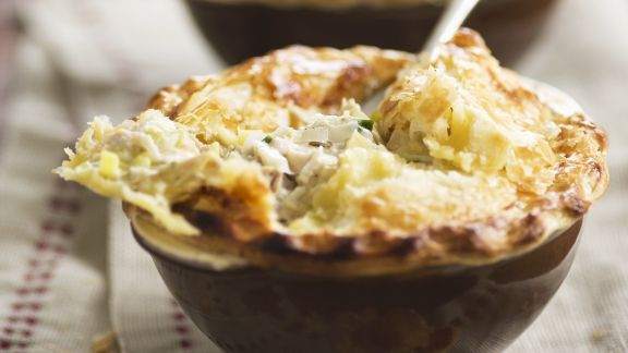 Rezept: Chicken Pot Pie