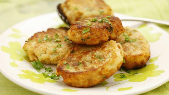 Rezept: Chilenisches Brot-Küchlein (Huevos tontos)