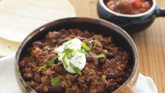Rezept: Chili con Carne