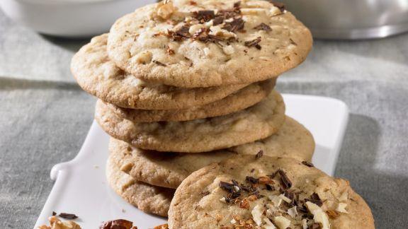 Rezept: Chili-Walnuss-Kekse