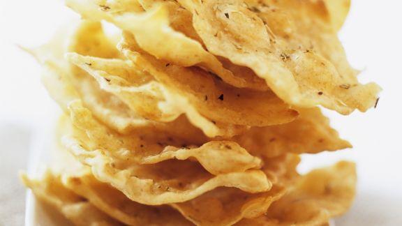 Rezept: Chips