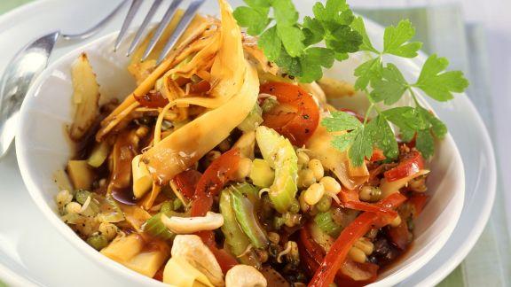 Rezept: Chop-Suey aus Gemüse