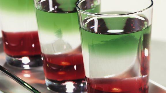 Rezept: Cocktail Italia