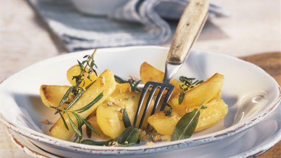Rezept: Country Potatoes mit Kräutern