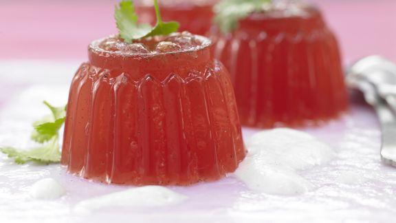 Rezept: Cranberry-Gelee