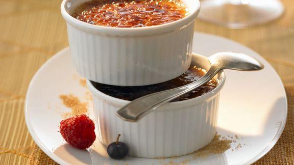 Rezept: Crème brûlée