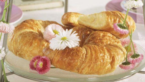 Rezept: Croissants