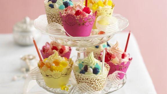 Rezept: Cupcakes zur Party