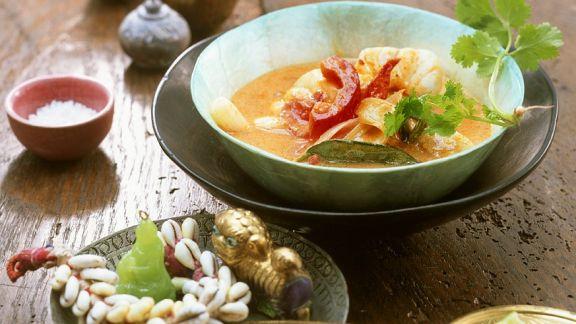 Rezept: Curry vom Steinbeißer