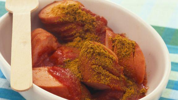Rezept: Currywurst