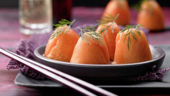 Rezept: Eierbecher-Sushi