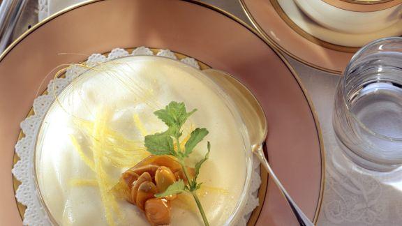 Rezept: Eiercreme mit Rum